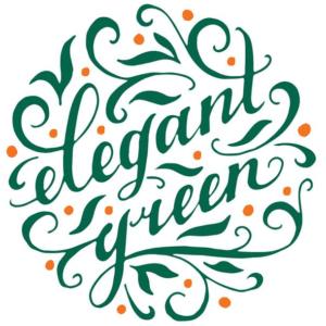 Logotyp för Elegant Green Catering